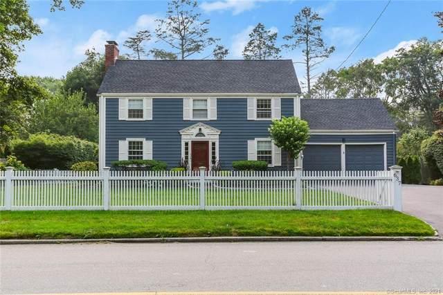 637 Mill Plain Road, Fairfield, CT 06824 (MLS #170422840) :: GEN Next Real Estate