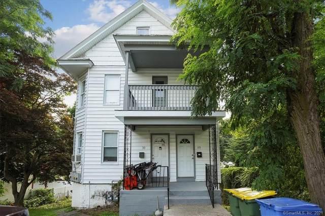 33 Traverse Street, Waterbury, CT 06704 (MLS #170422877) :: Tim Dent Real Estate Group