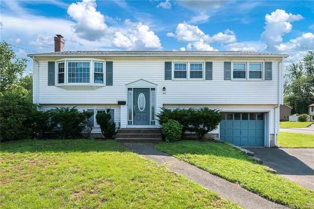 184 Penney Drive, East Hartford, CT 06118 (MLS #170422888) :: GEN Next Real Estate