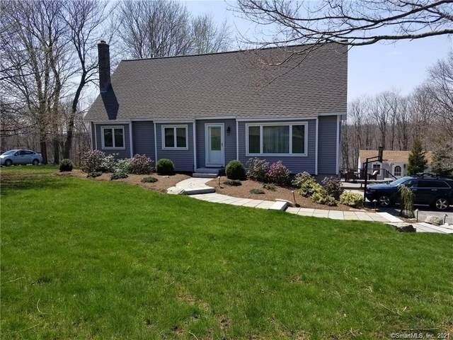 15 Hilltop Drive, Franklin, CT 06254 (MLS #170422894) :: GEN Next Real Estate
