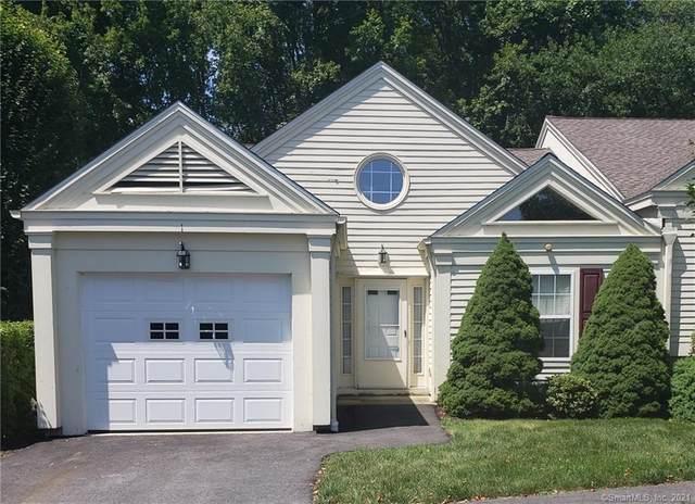 1 Saint George Place #1, Newtown, CT 06482 (MLS #170422900) :: Spectrum Real Estate Consultants