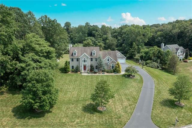 3 Quail Hollow Lane, Newtown, CT 06482 (MLS #170422924) :: GEN Next Real Estate