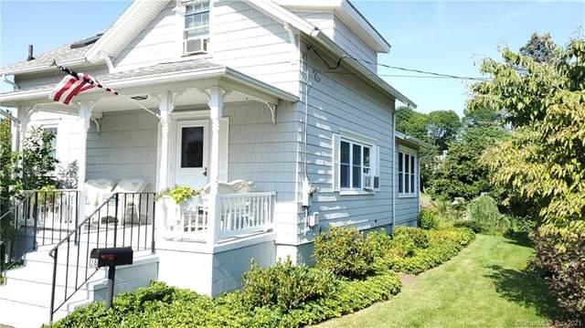18 Lincoln Ave (Mystic), Stonington, CT 06379 (MLS #170422926) :: Team Feola & Lanzante | Keller Williams Trumbull