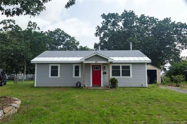 26 Walnut Circle, Windsor Locks, CT 06096 (MLS #170422935) :: GEN Next Real Estate