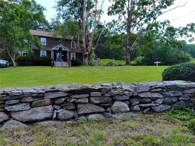 250 Killingly Road, Pomfret, CT 06259 (MLS #170422939) :: Chris O. Buswell, dba Options Real Estate