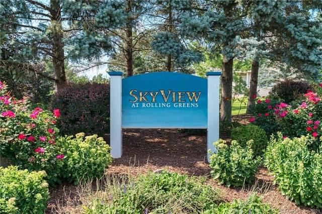 1704 Sky View Drive #1704, Rocky Hill, CT 06067 (MLS #170422952) :: Faifman Group