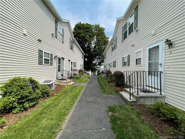 138 W Cedar Street #4, Norwalk, CT 06854 (MLS #170422956) :: GEN Next Real Estate