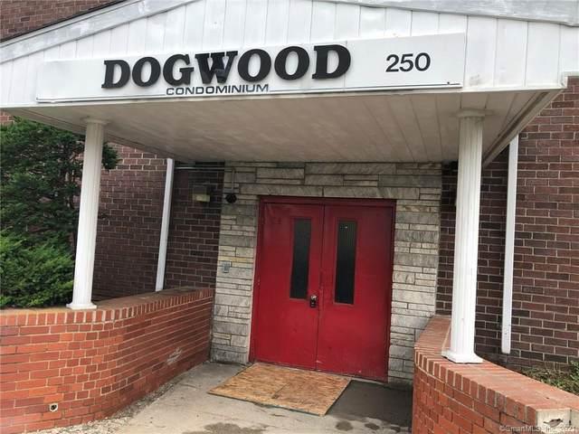 250 N Bishop Avenue #25, Bridgeport, CT 06610 (MLS #170422981) :: GEN Next Real Estate