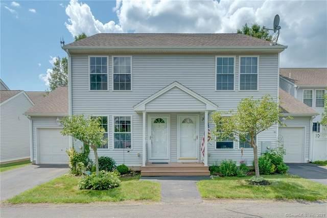 5 Arrowhead Drive #5, Farmington, CT 06085 (MLS #170422986) :: Hergenrother Realty Group Connecticut