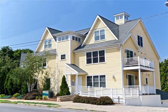 76 New Canaan Avenue #4, Norwalk, CT 06850 (MLS #170423001) :: Faifman Group
