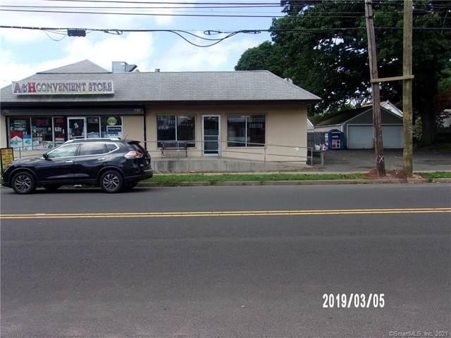 334 Liberty Street, Meriden, CT 06450 (MLS #170423032) :: Team Phoenix