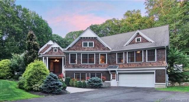 17 Tannery Lane N, Weston, CT 06883 (MLS #170423042) :: Tim Dent Real Estate Group