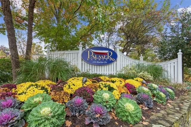 123 Harbor Drive #202, Stamford, CT 06902 (MLS #170423067) :: Next Level Group
