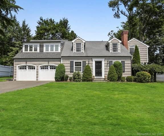 27 Fairview Avenue, Darien, CT 06820 (MLS #170423075) :: Mark Boyland Real Estate Team