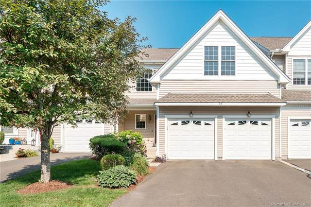 53 Bannan Lane #53, Berlin, CT 06037 (MLS #170423084) :: Hergenrother Realty Group Connecticut