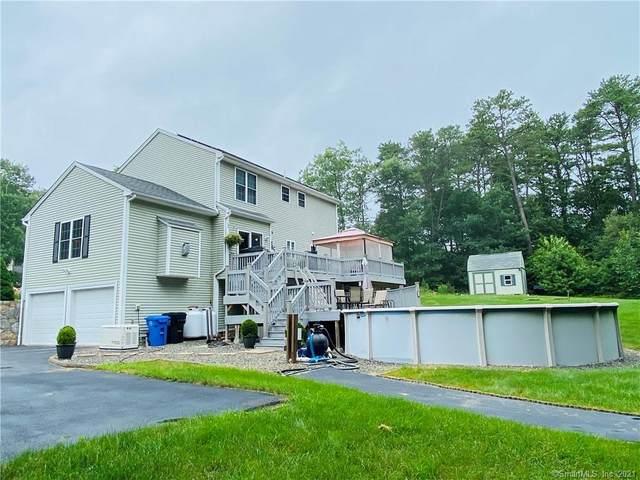 29 Courtney Lane, Sterling, CT 06377 (MLS #170423090) :: GEN Next Real Estate