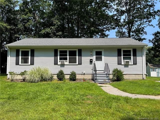64 Laurelwood Road, Groton, CT 06340 (MLS #170423093) :: Spectrum Real Estate Consultants