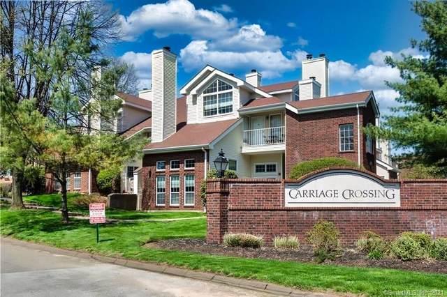 264 Carriage Crossing Lane #264, Middletown, CT 06457 (MLS #170423111) :: GEN Next Real Estate