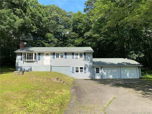 11 Pine Hill Road, Tolland, CT 06084 (MLS #170423114) :: GEN Next Real Estate