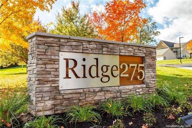275 Ridge Road #308, Wethersfield, CT 06109 (MLS #170423145) :: GEN Next Real Estate