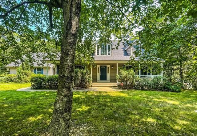 10 Kalmia Drive, Ledyard, CT 06335 (MLS #170423168) :: GEN Next Real Estate