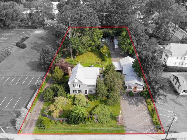 199 W Center Street, Manchester, CT 06040 (MLS #170423292) :: Chris O. Buswell, dba Options Real Estate