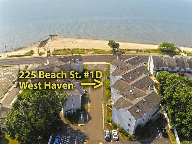 225 Beach Street 1D, West Haven, CT 06516 (MLS #170423296) :: Frank Schiavone with Douglas Elliman