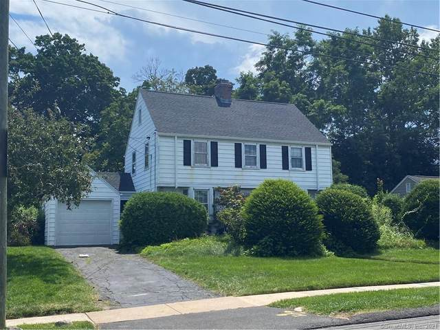 109 Bentwood Road, West Hartford, CT 06107 (MLS #170423340) :: Hergenrother Realty Group Connecticut