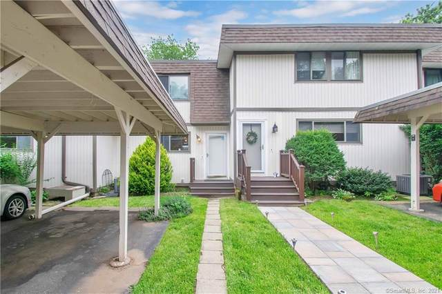 8 Pebblestone Circle #8, Suffield, CT 06078 (MLS #170423359) :: NRG Real Estate Services, Inc.