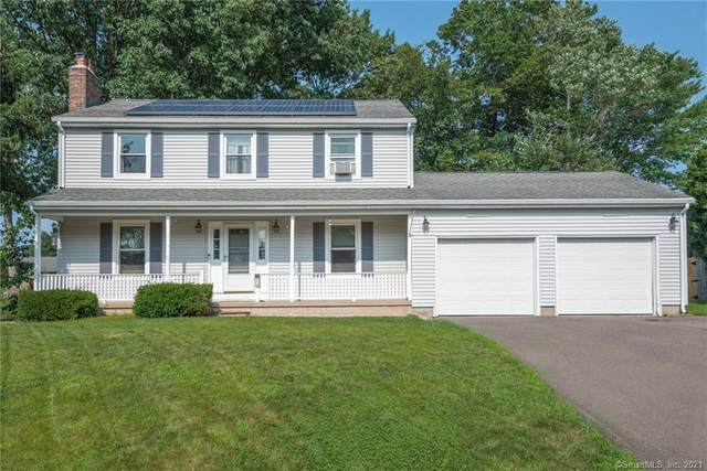 14 Jennifer Road, Bristol, CT 06010 (MLS #170423360) :: Hergenrother Realty Group Connecticut