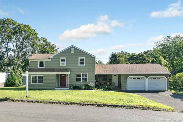 178 Castle Drive, Stratford, CT 06614 (MLS #170423363) :: Linda Edelwich Company Agents on Main