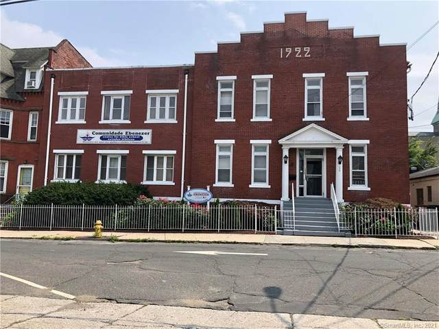 28 Keeler Street, Danbury, CT 06810 (MLS #170423365) :: Team Feola & Lanzante | Keller Williams Trumbull