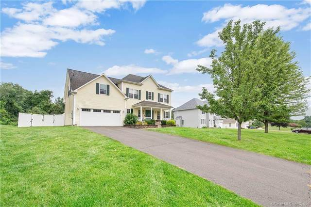 50 Berrios Hill Road, Windsor, CT 06095 (MLS #170423398) :: Kendall Group Real Estate | Keller Williams