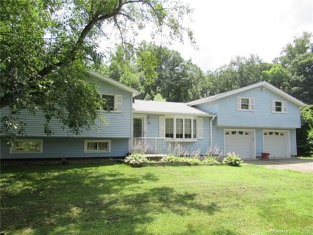 58 Pastors Walk, Monroe, CT 06468 (MLS #170423399) :: GEN Next Real Estate