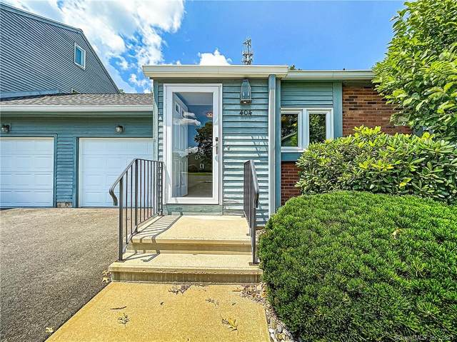 404 Sandstone Drive #404, South Windsor, CT 06074 (MLS #170423411) :: Hergenrother Realty Group Connecticut