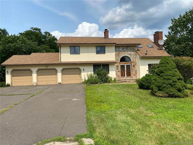 61 Crooked Brook Lane, Berlin, CT 06037 (MLS #170423418) :: Hergenrother Realty Group Connecticut