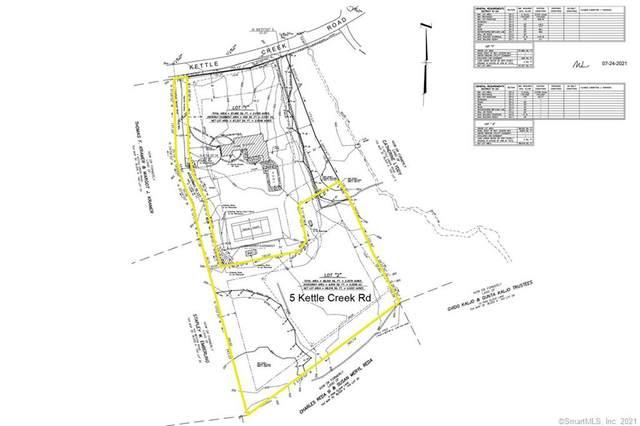 5 Kettle Creek Road, Weston, CT 06883 (MLS #170423420) :: Around Town Real Estate Team