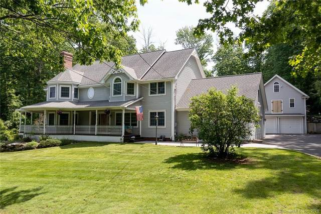 17 Beverly Drive, Somers, CT 06071 (MLS #170423431) :: Faifman Group