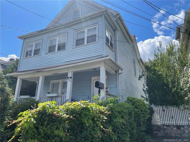 293 Fairfield Avenue, Stamford, CT 06902 (MLS #170423477) :: Linda Edelwich Company Agents on Main