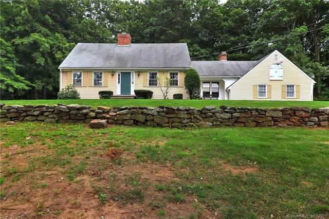 289 Village Street, North Branford, CT 06472 (MLS #170423497) :: GEN Next Real Estate