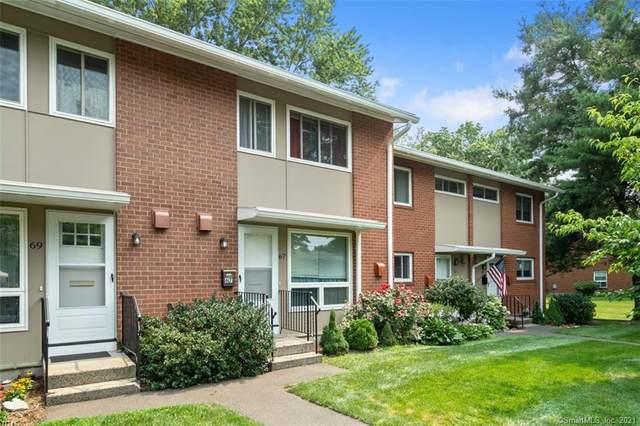 67 Centerbrook Road #67, Hamden, CT 06518 (MLS #170423504) :: Faifman Group