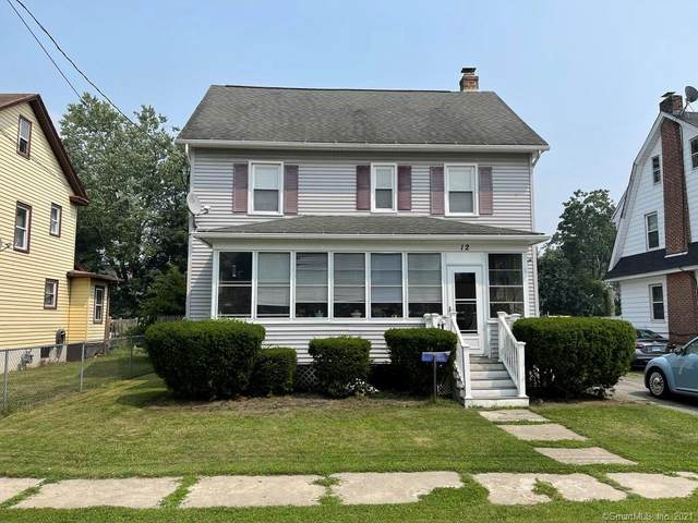 12 Orchard Terrace, East Hartford, CT 06108 (MLS #170423507) :: Hergenrother Realty Group Connecticut