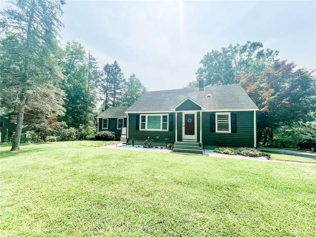 332 Route 171, Woodstock, CT 06281 (MLS #170423515) :: Next Level Group