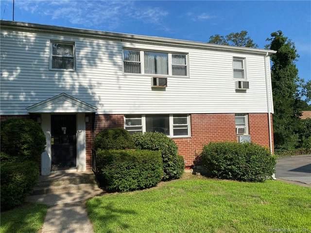 28 Cherry Hill Drive 1B, Bridgeport, CT 06606 (MLS #170423518) :: Next Level Group