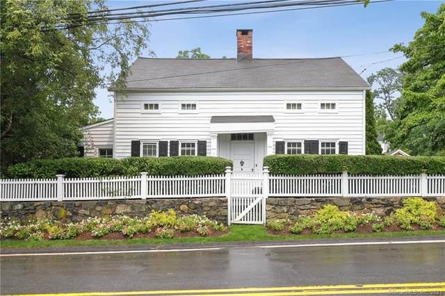 1044 North Street, Greenwich, CT 06831 (MLS #170423519) :: Spectrum Real Estate Consultants