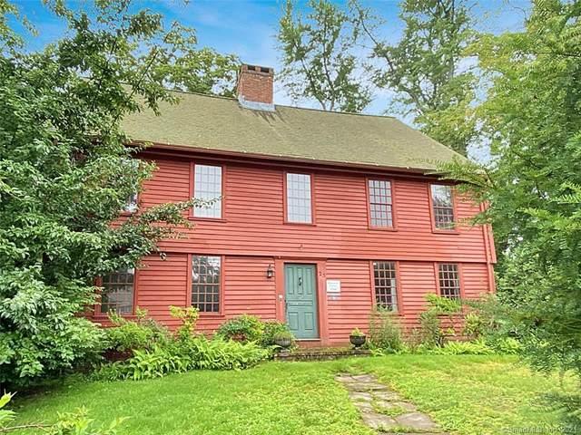 25 Sedgwick Road, West Hartford, CT 06107 (MLS #170423545) :: Tim Dent Real Estate Group