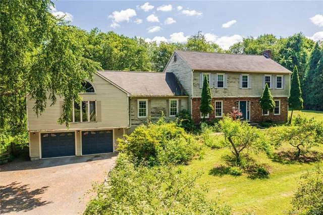 757 Wrights Crossing Road, Pomfret, CT 06259 (MLS #170423558) :: Next Level Group