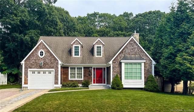 75 West Street, Groton, CT 06340 (MLS #170423584) :: Tim Dent Real Estate Group