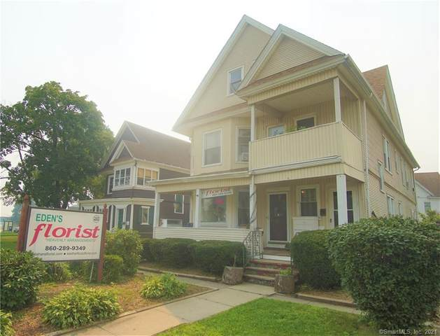 1429 Main Street, East Hartford, CT 06108 (MLS #170423590) :: Hergenrother Realty Group Connecticut