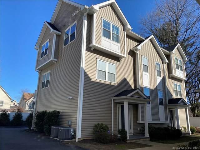 91 W Broad Street #5, Stamford, CT 06902 (MLS #170423627) :: Tim Dent Real Estate Group